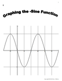 Graphing the -Sine Function