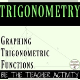 Graphing trigonometric functions activity