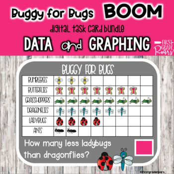 Graphing using Digital Task  BOOM CARDS
