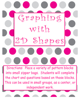 Graphing with 2D Shapes
