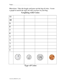 Graphing with Coins