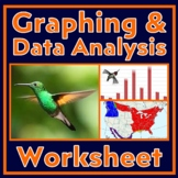 Graphing with Content 4 - more practice making bar graphs & data analysis