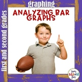 Graphing Activities First Grade Bar Graphs Data
