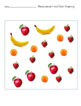 Graphing with Fruit