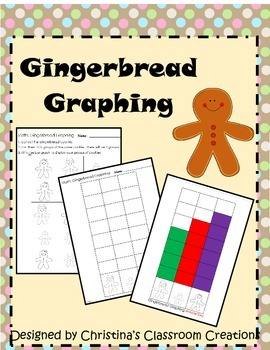 Graphing with Gingerbread Cookies (Common Core Aligned)