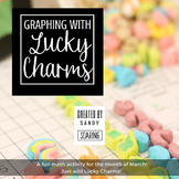 Graphing with Lucky Charms - A Saint Patrick's Day Activity