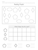 Graphing with Shapes