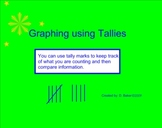 Graphing with Tally Marks Smartboard Lesson