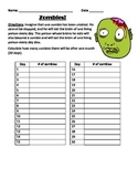 Graphing with Zombies