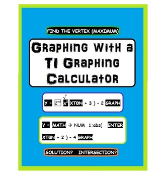 Graphing Calculator How-To