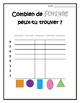 Graphique de formes (shape graph for French Immersion)