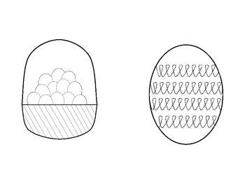 Graphisme Pâques