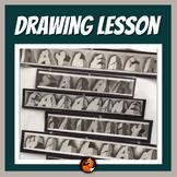 Graphite Pencil - Stone Alphabet Project