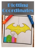 Graphiti - Batman - Plotting Coordinates