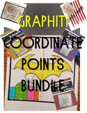 Plotting Coordinate Points, 6 Graphiti Bundle - Fun Way to Learn!