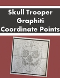 Plotting Coordinate Points -Graphiti - Skull Trooper - The Fun Way!