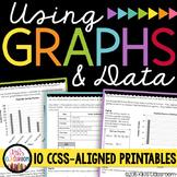 3rd Grade Graphs - Bar Graphs, Pictographs, & Picture Graphs