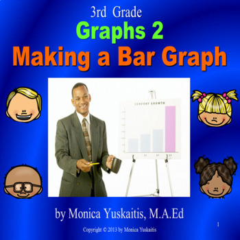 Common Core 3rd - Graphs 2 - Making Bar Graphs
