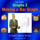 Common Core 3rd - Graphs 2 - Making Bar Graphs