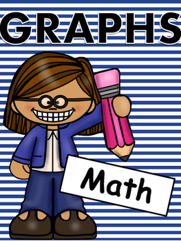 Math Graphs: Bar Graphs, Pictographs and LIne Graphs