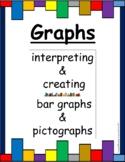 Graphs Activity Sheets