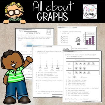 Data and Graphs Test