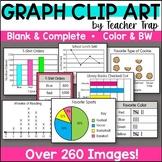 Graphs Clip Art