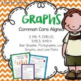 Graphs No Prep {Common Core Aligned}