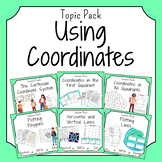 Using Coordinates Activities
