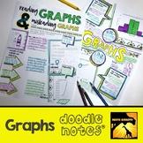 Graphs Doodle Notes