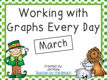 Graphs Every Day: March