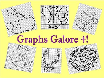 Graphs Galore 4