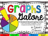 """Graphs Galore: """"Any Time"""" Graphing Math Centers"""