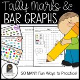 Graphs Galore! (Tally Marks, Bar Graphs & Surveys!)