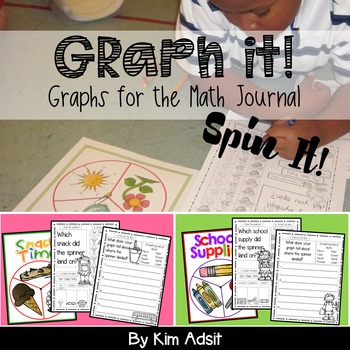 Graphs, Graphs, and More Graphs Bundle by Kim Adsit