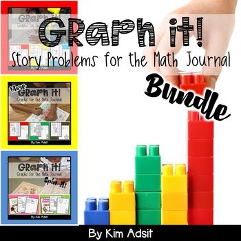 Graphs, Graphs, and More Graphs Bundle by Kim Adsit