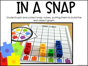 Graphs Math Stations Kindergarten