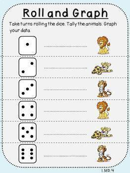Graphs-Measurement Pack 4 (First Grade, 1.MD.4)