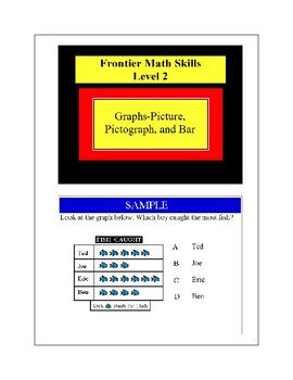 Graphs-Picture, Pictograph, and Bar