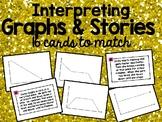 Graphs & Stories - Matching Activity