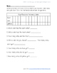 Graph the Data, Tally Chart and Bar Graph Practice Pages
