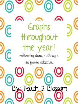 Graphs Throughout the Year!