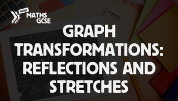 Graphs Transformations: Reflections & Stretches - Complete Lesson