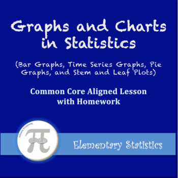 Graphs and Charts in Statistics (Lesson Plan with Homework)