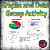 Graphs and Data Group Activity - Great end of unit or STAAR Review