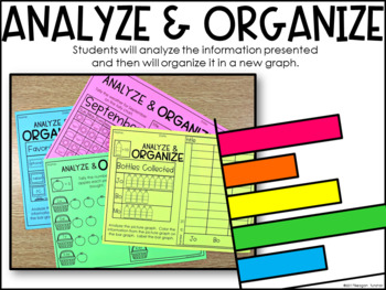 Graphs and Data Math Stations