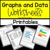Graphs and Data Worksheets