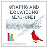 Graphs and Equations Mini-Unit