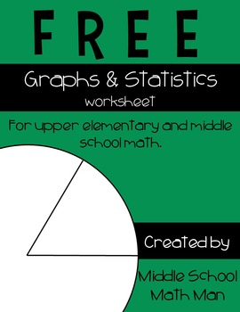Graphs and Statistics in the Real World Answer Sheet