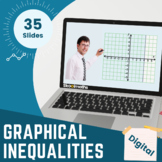 Graphs of Inequalities - 9th - 10th grades, GCSE (1-9)